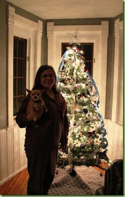 Formal Christmas Tree 006