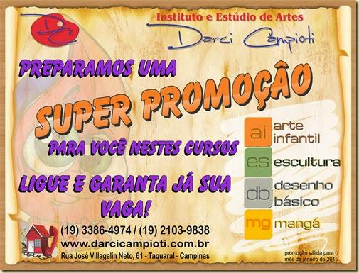 Promoção Janeiro 2015