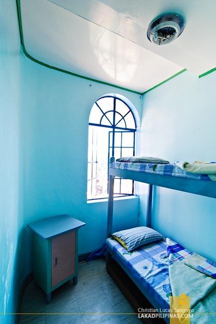 My Room at Baguio City's AKAP Training Center Dormitel