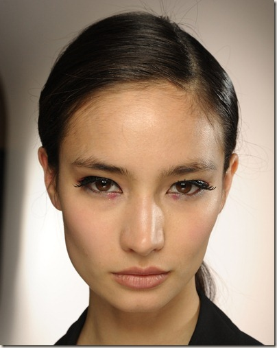Phillip Lim beauty look - lo res