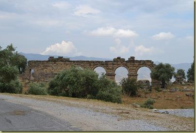 Alinda aquaduct