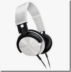 Amazon offer: Buy Philips DJ SHL3000 Headphone at Rs.459 (SBI) or Rs 499