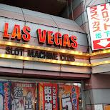 las vegas slot machine club in downtown shizuoka in Shizuoka, Sizuoka (Shizuoka) , Japan