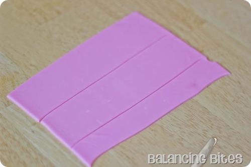 Pink Fondant