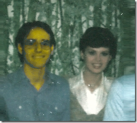 A young Ancestry Insider with Marie Osmond
