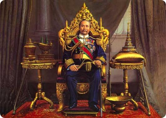 Chulalongkorn king