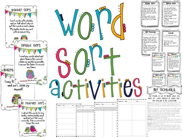 word sort