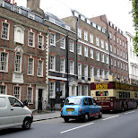 the big bus company in London, London City of, United Kingdom