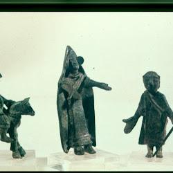72 - Guerreros ibericos procedentes de Jaen