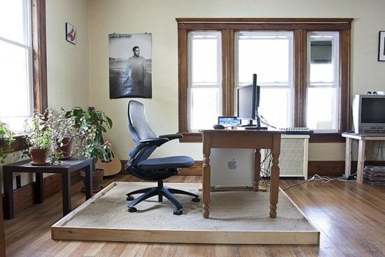 Areia escritório Justin Kemp 02
