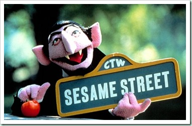 Muppets The Count