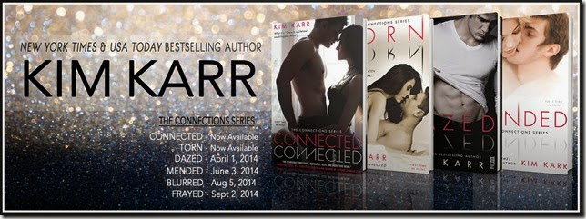 kim karr connections series