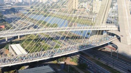 Inscrições abertas para a Maratona de São Paulo, dos 3km aos 42,1km