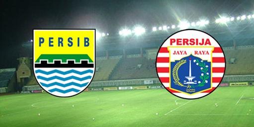 Persib Bandung vs Persija Jakarta, ISL 2013.