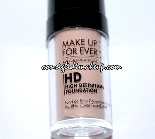 Review: Fondotinta HD - Make Up Forever