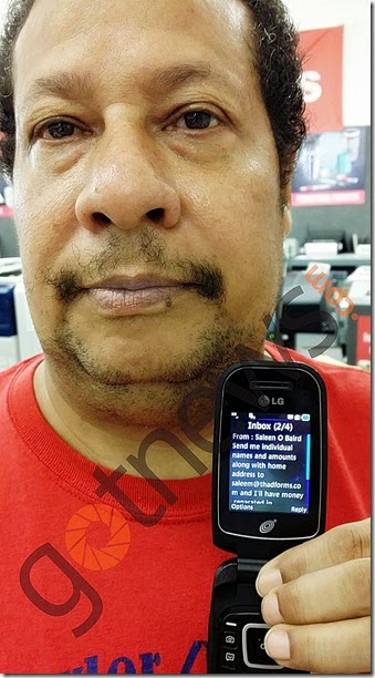 Reverend Stevie Fielder - Bribery Texts