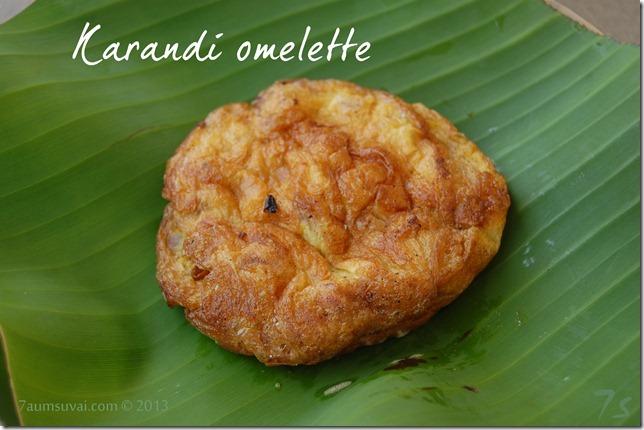 karandi omelette pic2