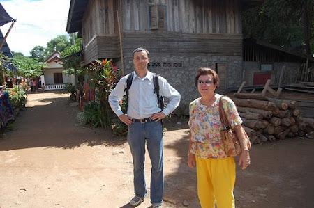 Laos rural area