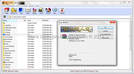 WinRAR 4.20 Beta 3