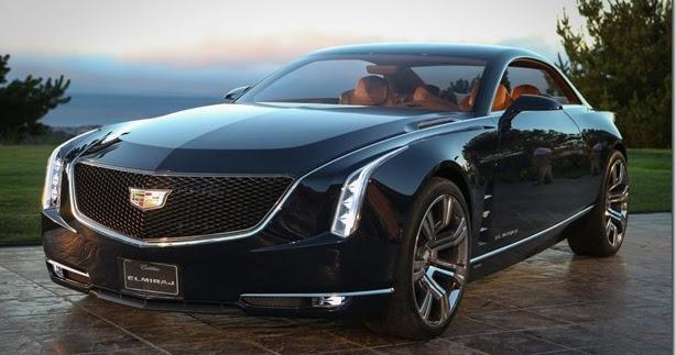 Cadillac revela o conceito Elmiraj