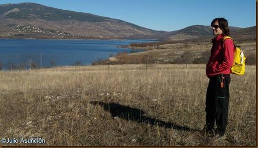 Panorámica desde lo alto del Calvero de la Higuera - Pinilla del Valle