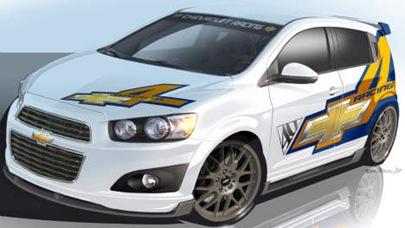 Chevrolet Sonic SEMA