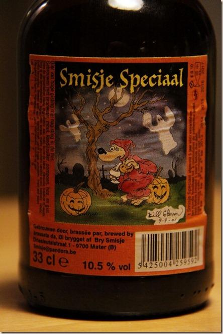 Smisje Speciaal label