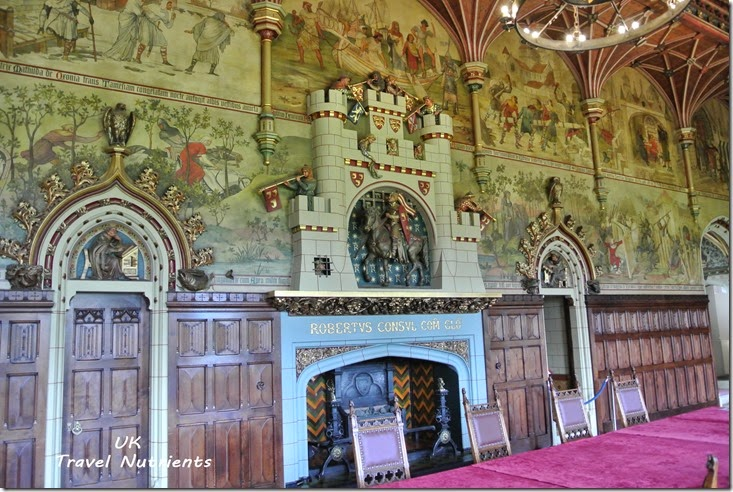 Cardiff Castle 卡地夫城堡  (11)