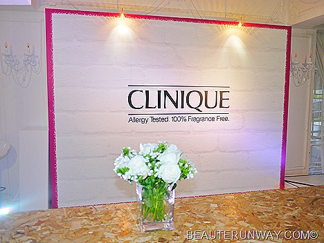 Clinique Black Honey Makeup Fall 2011 Collection Launch  at Drinks Culture