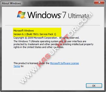Cara Mudah Mengetahui Versi Windows 7 yang Terinstall di Komputer