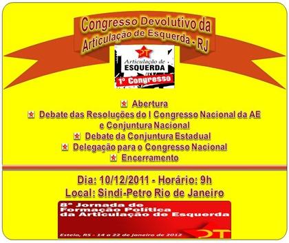 congresso devolutivo da AE_RJ