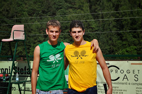 Samuele Biena e Paolo Gatta