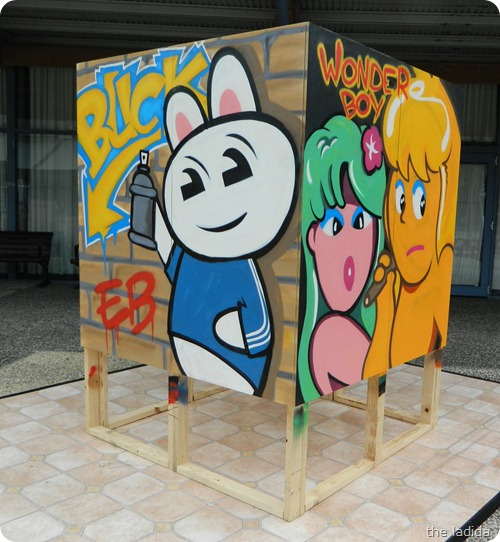EB Expo - Street Art -  EB Games (2)