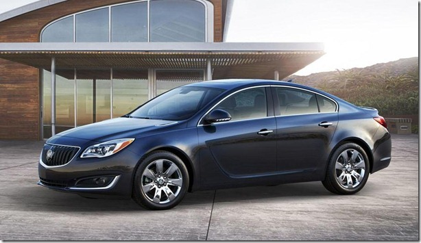 Buick Regal 2014 (6)