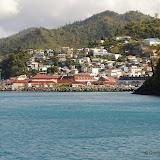 Grenada's West Coast