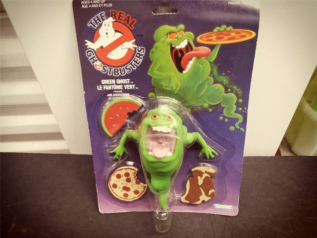Ghostbusters (Slimer) Green Ghost
