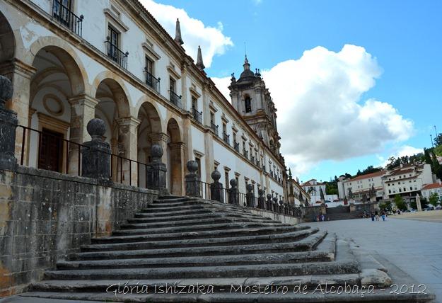 Glória Ishizaka - Mosteiro de Alcobaça - 2012 - 3