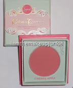 Sigma Creme de Couture Blush_Cherry Apple