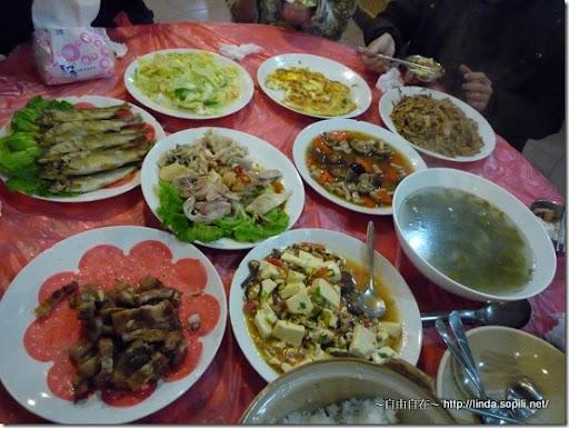 司馬庫斯部落-雅竹餐廳-2600元