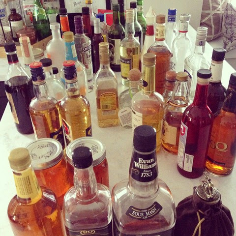 liquor for days