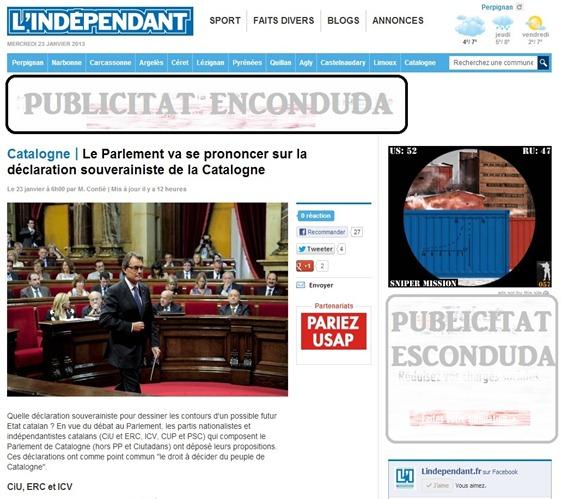 Declaracion Parlamentària catalana de sobeiranetat 2