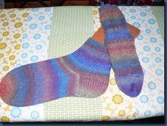 06 Socken Blumenkorb