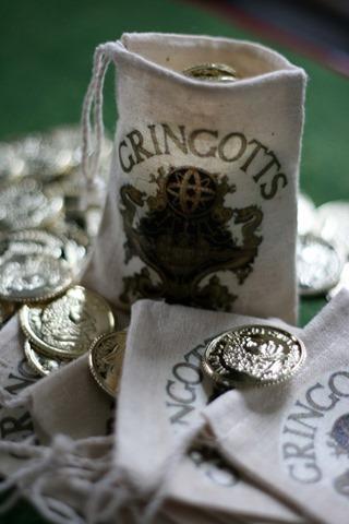 Gringott's Bag