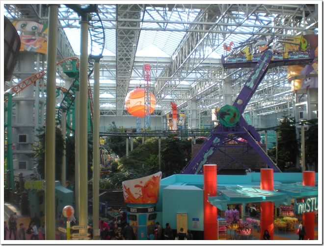 Rides at The MOA
