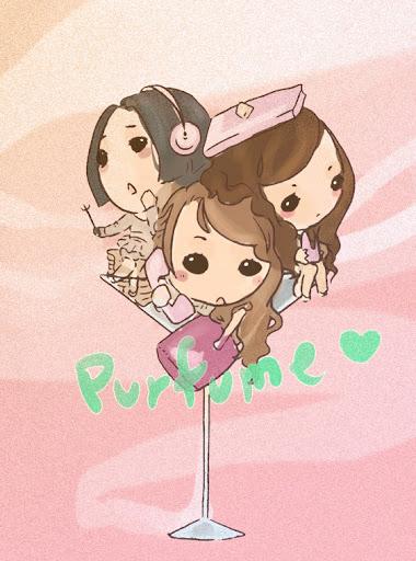Perfume Fan Art 27090501