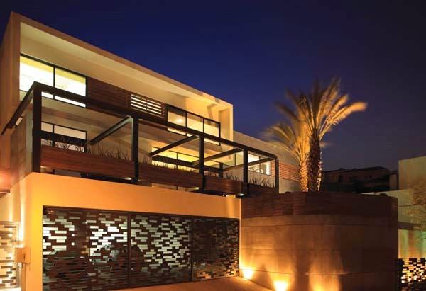 Casa Moderna Cg Por Glr Arquitectos M Xico Arquitexs