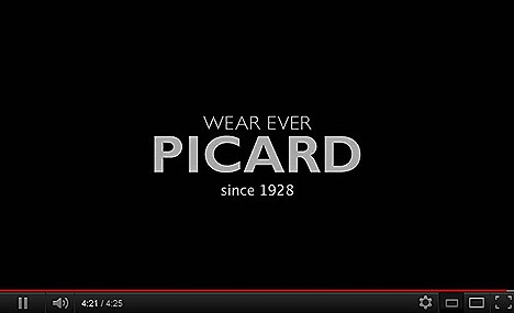 Picard german Leather brand bags