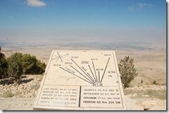 Oporrak 2011 - Jordania ,-  Monte Nebo, 20 de Septiembre  15