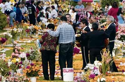 mexico culto aos mortos