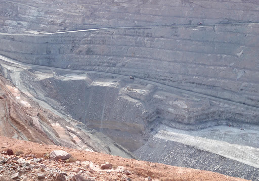 The Super Pit gold mine, Kalgoorlie One VERY big hole